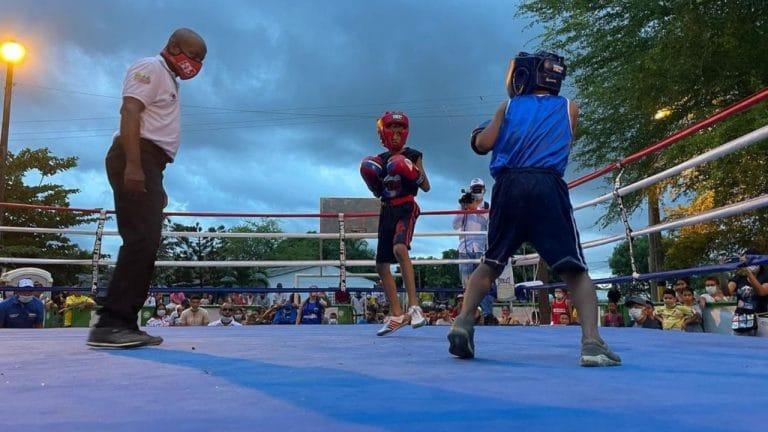Así se vivió la primera jornada de Boxeo al Barrio: el nuevo programa deportivo de la Alcaldía de Montería