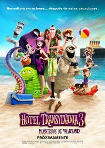 Netflix para toda la familia - Hotel transylvania 3: Drácula se enamora de una mujer misteriosa durante un crucero en el que toda la familia de monstruos se ha embarcado para disfrutar de unas vacaciones. ¡Lo que no sabe es que es la descendiente de una saga de cazadores de vampiros!