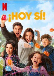 7 películas de Netflix para toda la familia - Hoy Sí: Allison y Carlos deciden darles a sus tres hijos un día durante el cual los niños tienen 24 horas para establecer las reglas.