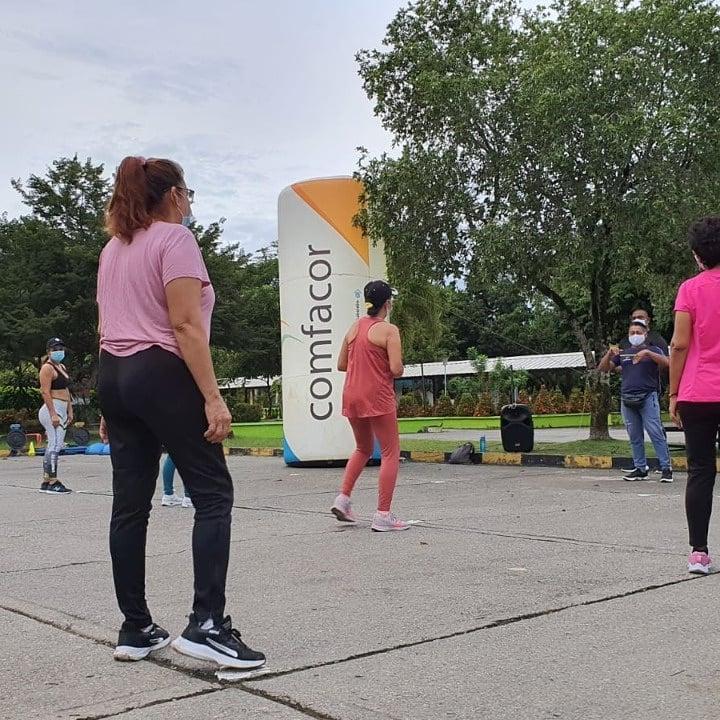 El Parque Recreacional Tacasuán inició apertura gradual con servicios deportivos