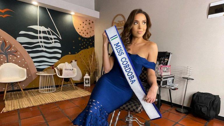 Conoce a Alejandra López Castilla: Señorita Córdoba en el Miss Universo Colombia