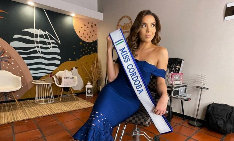 Alejandra López Castilla es la hermosa monteriana de 25 años que representará a Córdoba en el Miss Universo Colombia, certamen que se llevará a cabo el próximo 30 de octubre y en el cual se escogerá a la sucesora de Laura Olascoaga.