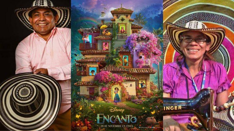 Orgullo nacional: conoce a los artesanos cordobeses que participaron en el desarrollo de la película 'Encanto' de Disney