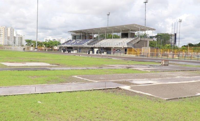 Montería tendrá una pista de atletismo con estándares internacionales