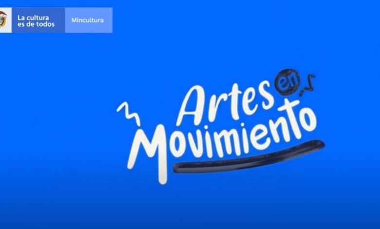El Ministerio de Cultura, de manera articulada con los entes territoriales, lanzó el programa 'Arte en Movimiento'. Se trata de un Programa de incentivos económicos para artistas locales, quienes paralizaron sus actividades por causa de la pandemia.