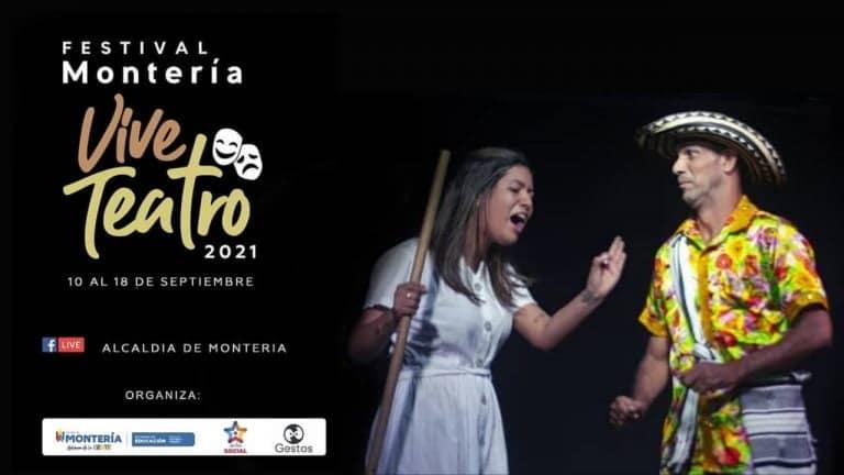 Un plan diferente y gratis: Montería Vive Teatro del 10 al 18 de septiembre