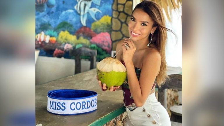 En video: Señorita Córdoba gana cientos de elogios por su carisma en el Miss Universe Colombia