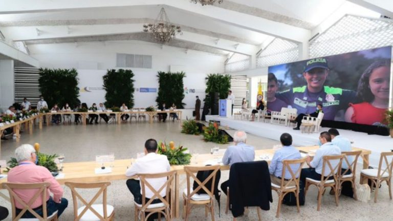 ¡Grandes decisiones!: este es el resumen del Primer Encuentro de Justicia, Seguridad y Convivencia que se vivió en Montería