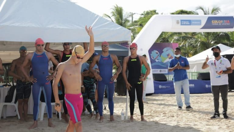 Córdoba se impone en los deportes de agua durante los IV Juegos Nacionales de Mar y Playa