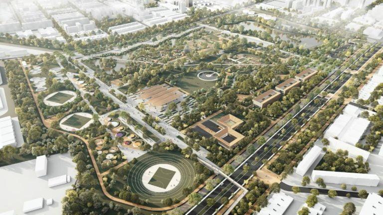 Así se verá el Parque Botánico de Montería: «será el 'Central Park' sinuano»