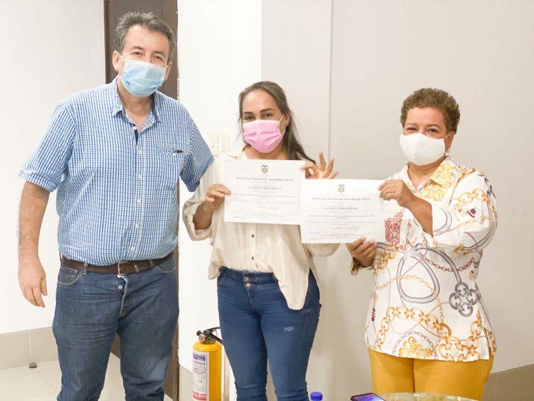 Comfacor certificó a sus docentes en competencias laborales con el SENA