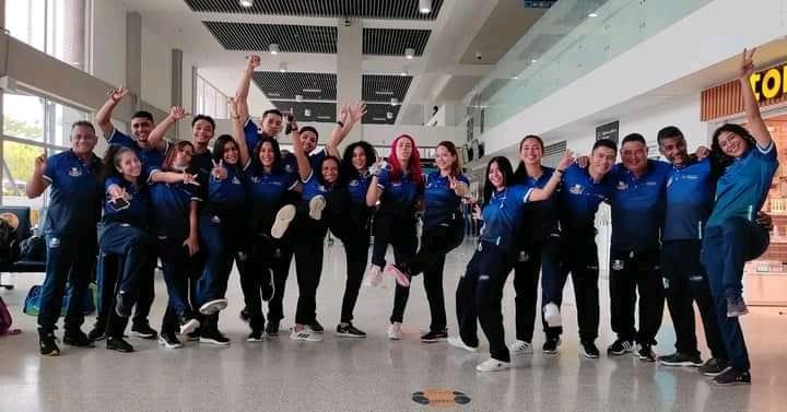 ¡Orgullo cordobés! Deportistas locales triunfan en el II Campeonato Interligas de San Andrés Islas