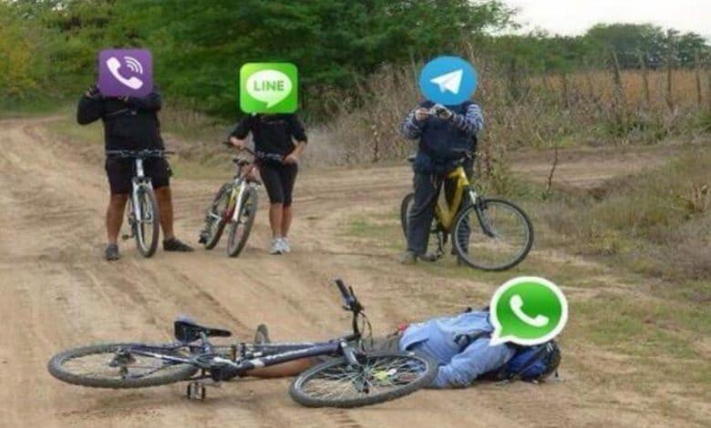El 4 de octubre de 2021 fue un día de 'caos digital'. La compañía Facebook Inc., de la cual se derivan Instagram y WhatsApp, tuvo una falla global que la dejó sin funcionamiento. Los usuarios estuvieron por más de seis horas parcialmente desconectados y muchos de ellos entraron en pánico, lo que los hizo recurrir a otras redes de mensajería instantánea para mantener la comunicación virtual.